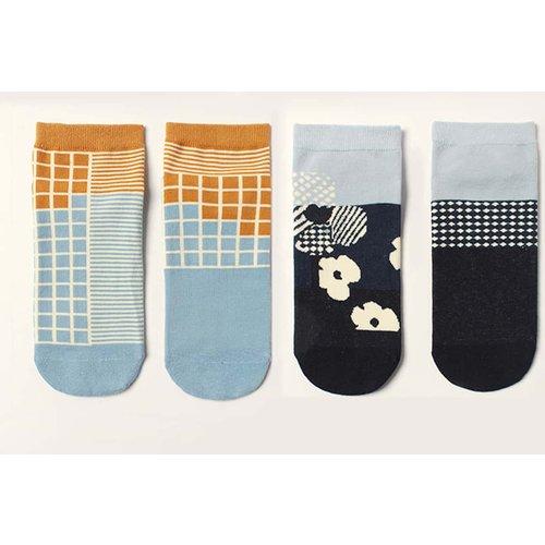 Paires Chaussettes avec motif fleur - SHEIN - Modalova