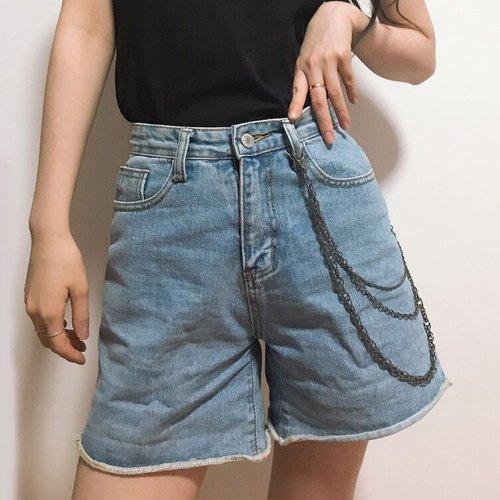 Chaîne de pantalon en couches - SHEIN - Modalova