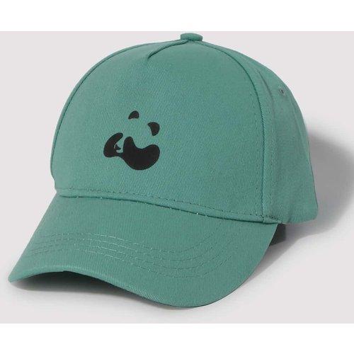 Chapeau de baseball à motif panda - SHEIN - Modalova