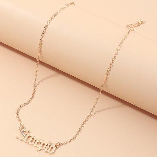 Collier à pendentif - SHEIN - Modalova