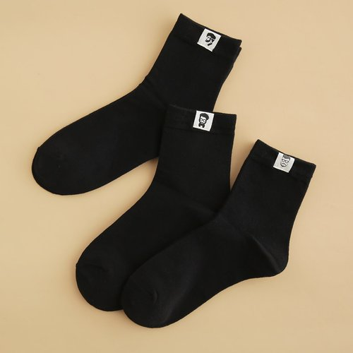 Paires Chaussettes minimaliste - SHEIN - Modalova