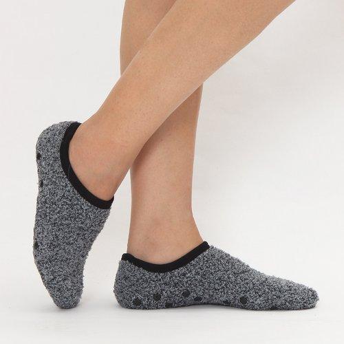 Chaussettes invisibles à bordure contrastante - SHEIN - Modalova