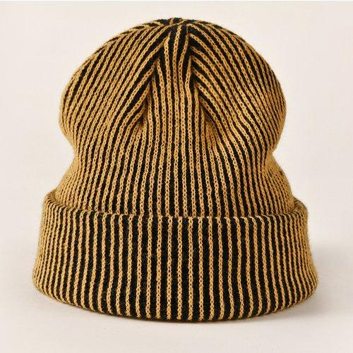 Bonnet bicolore - SHEIN - Modalova