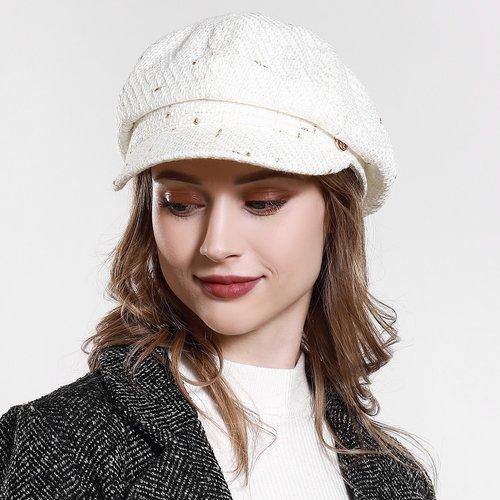 Casquette gavroche minimaliste - SHEIN - Modalova