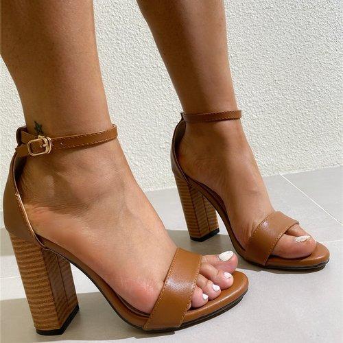Sandales à talons hauts - SHEIN - Modalova