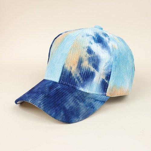 Casquette de baseball tie dye - SHEIN - Modalova