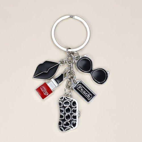 Porte-clé à rouge lèvre - SHEIN - Modalova