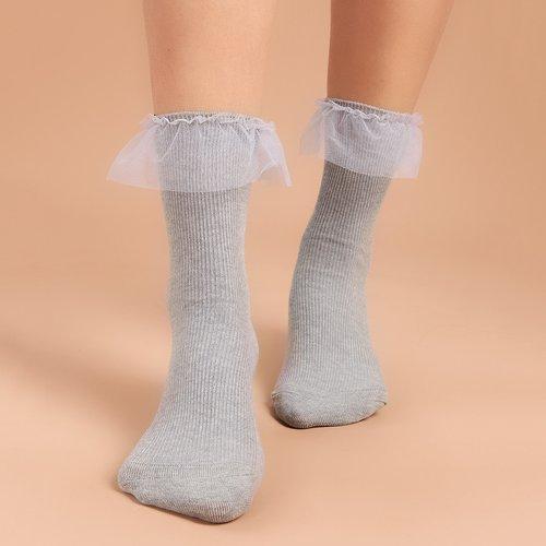 Chaussettes simple - SHEIN - Modalova