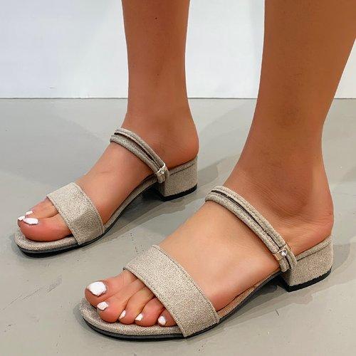 Sandales à talons - SHEIN - Modalova