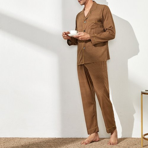 Ensemble de pyjama avec imprimé - SHEIN - Modalova