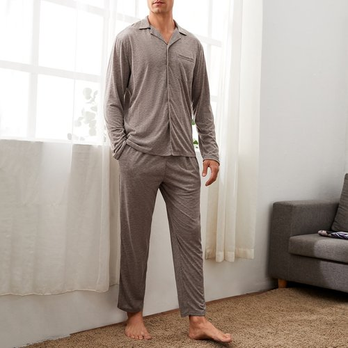 Ensemble de pyjama avec poche - SHEIN - Modalova