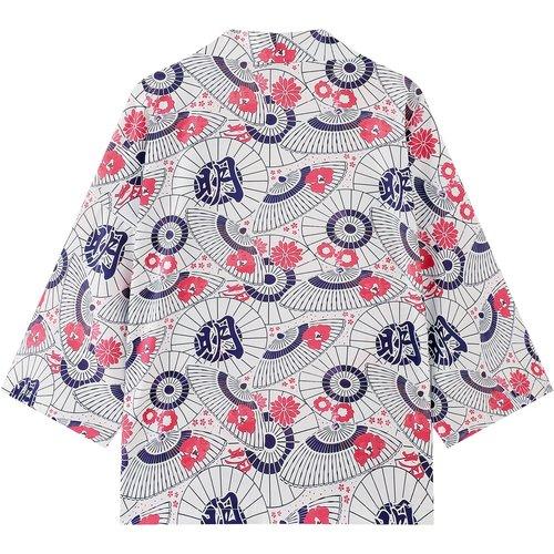 Kimono fleuri - SHEIN - Modalova