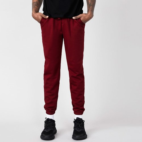 Pantalon avec poche et cordon à la taille - SHEIN - Modalova