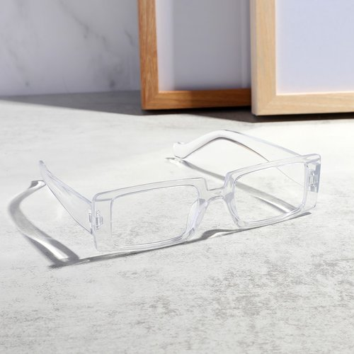 Lunettes à monture en acrylique - SHEIN - Modalova