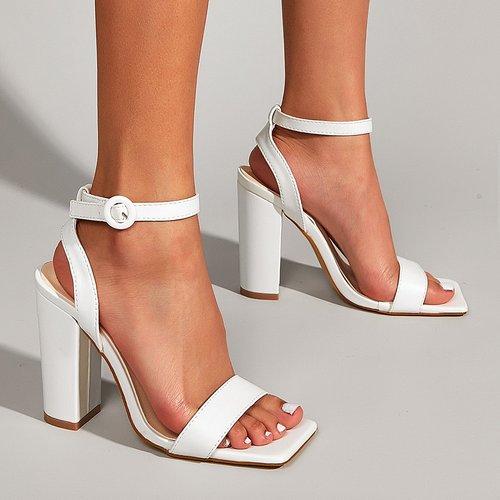 Sandales à talons épais - SHEIN - Modalova
