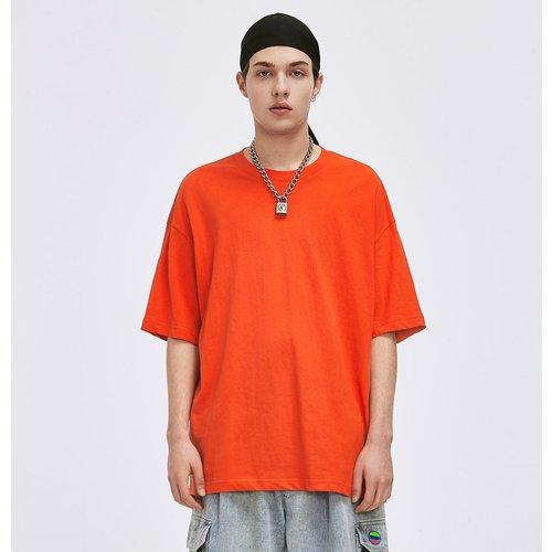 T-shirt fluo - SHEIN - Modalova