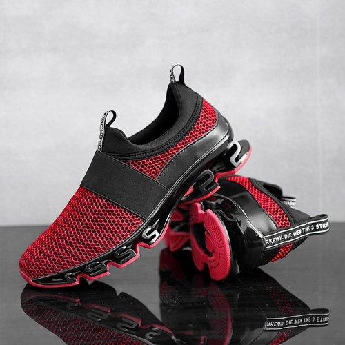 Chaussures de course bicoloress - SHEIN - Modalova