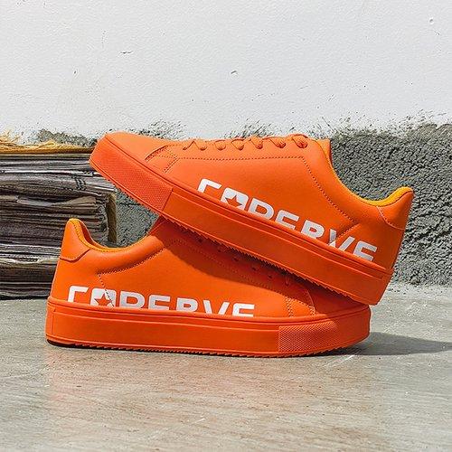 Chaussures de skate basses à imprimé lettre - SHEIN - Modalova