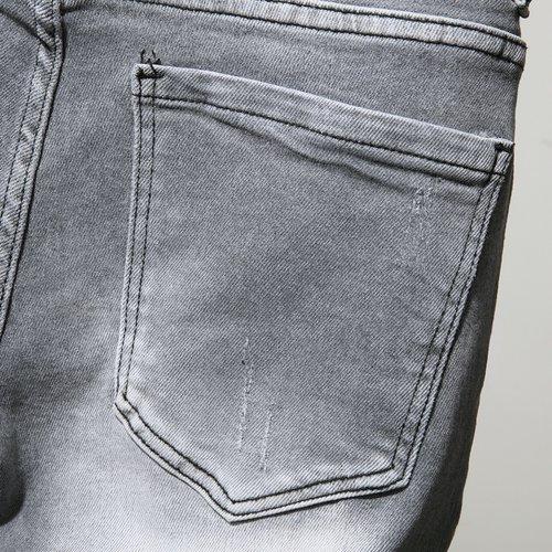 Short en jean déchiré - SHEIN - Modalova