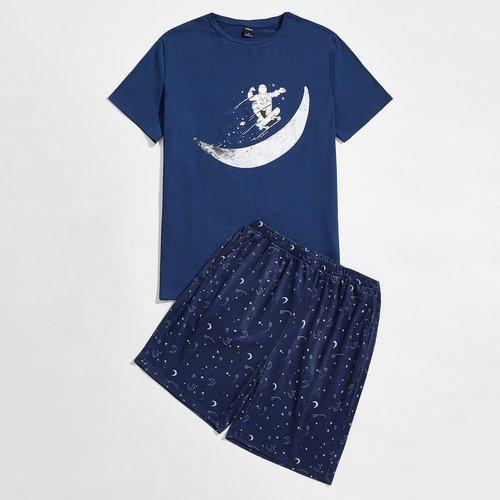 Pyjama - SHEIN - Modalova