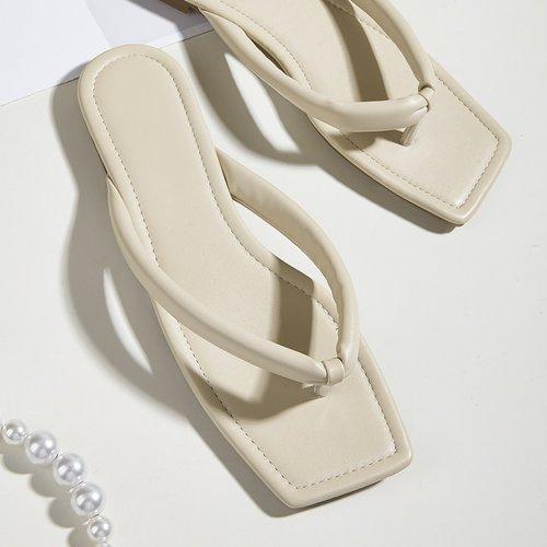 Sandales plates - SHEIN - Modalova