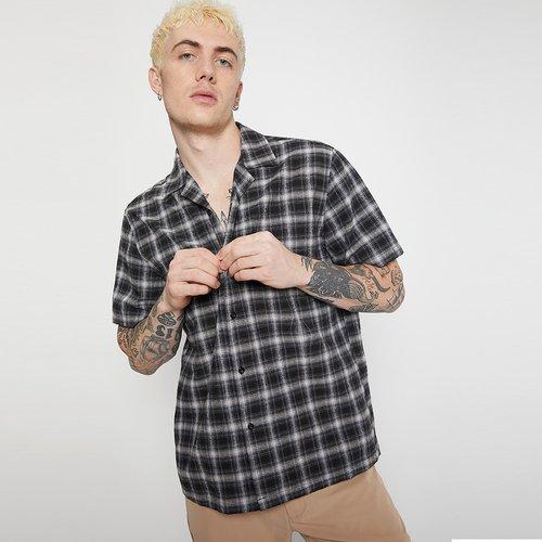 Chemise à carreaux - SHEIN - Modalova