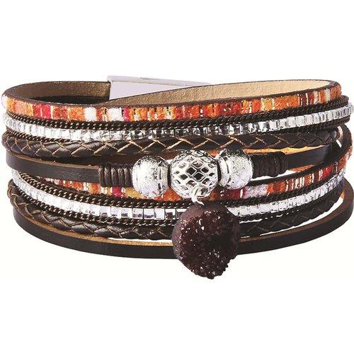 Bracelet tressé - SHEIN - Modalova