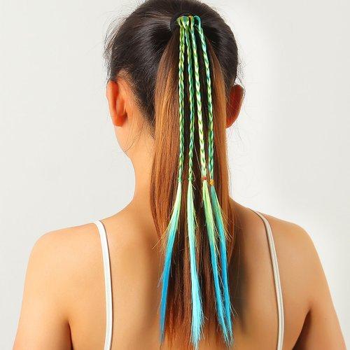 Élastique à cheveux tressé - SHEIN - Modalova