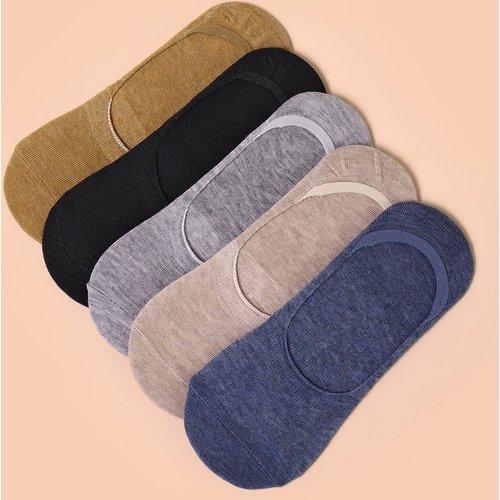 Paires Chaussettes invisibles minimalistes - SHEIN - Modalova