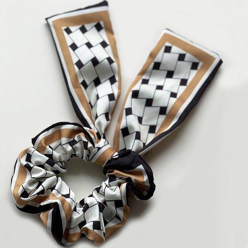 Élastique à cheveux foulard - SHEIN - Modalova