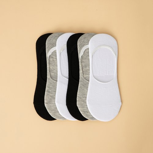 Paires Chaussettes invisibles simple - SHEIN - Modalova