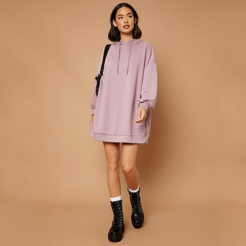 Robe sweat-shirt - SHEIN - Modalova