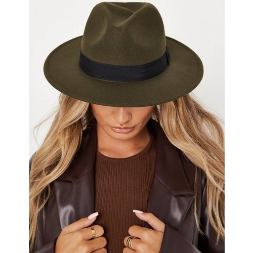 Chapeau en Feutre  - Missguided - Modalova