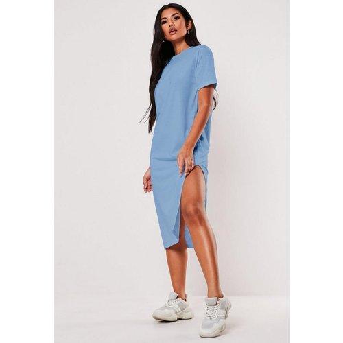 Robe t-shirt midi basique - Missguided - Modalova