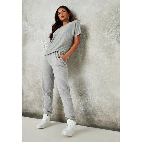 Pantalon de Jogging Basique - Missguided - Modalova