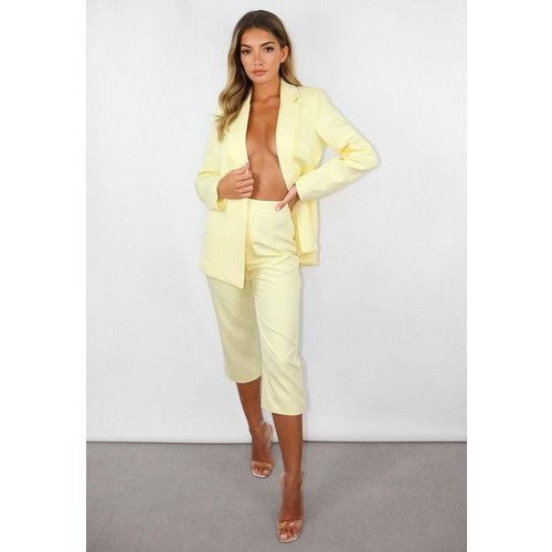 Pantalon tailleur 3/4 - Missguided - Modalova