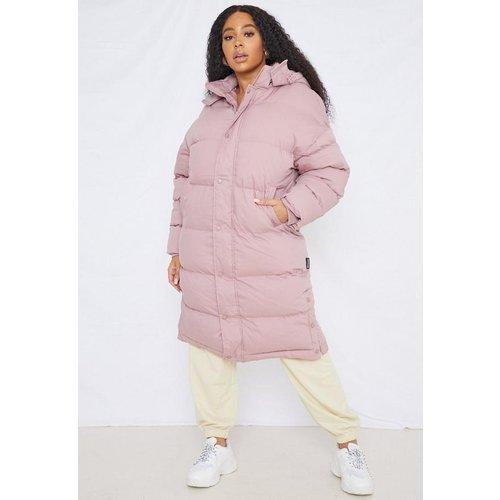 Manteau doudoune long rembourré grandes tailles - Missguided - Modalova