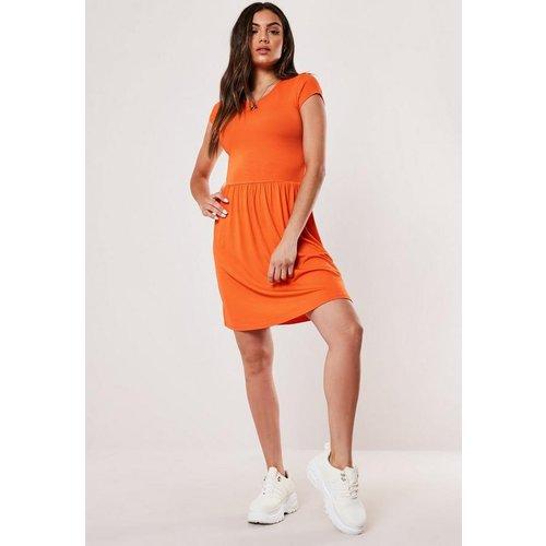 Robe patineuse orange Tall, Orange - Missguided - Modalova
