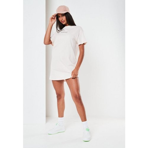 Robe t-shirt petite - Missguided - Modalova