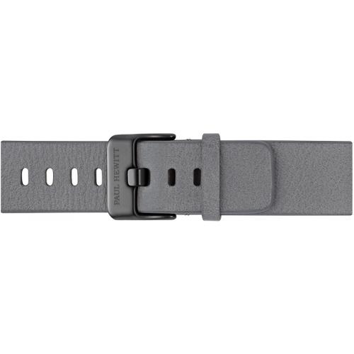 Bracelet de Montre Cuir Light Grey 20 mm - Paul Hewitt - Modalova