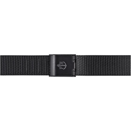 Bracelet de Montre Mesh Noir 12 mm - Paul Hewitt - Modalova