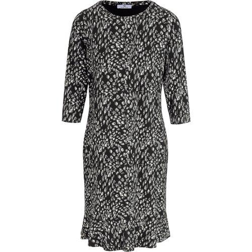 La robe jersey manches 3/4 taille 42 - Peter Hahn - Modalova