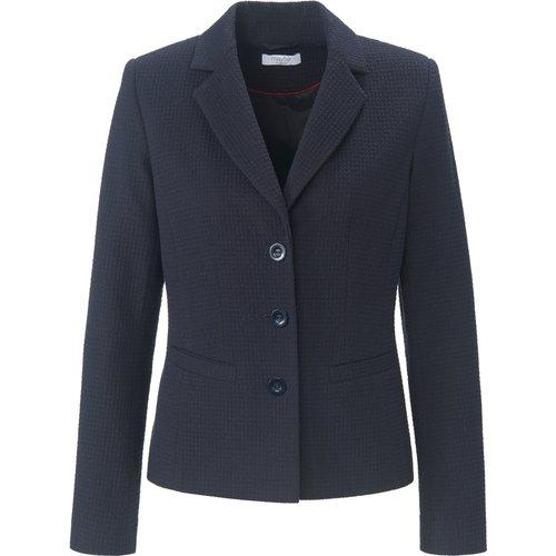 Le blazer jersey à col tailleur taille 46 - mayfair by Peter Hahn - Modalova