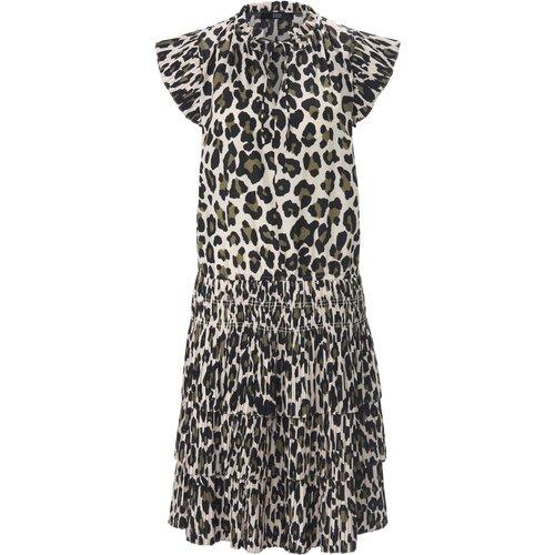 La robe sans manches à imprimé léopard taille 42 - STEFFEN SCHRAUT - Modalova