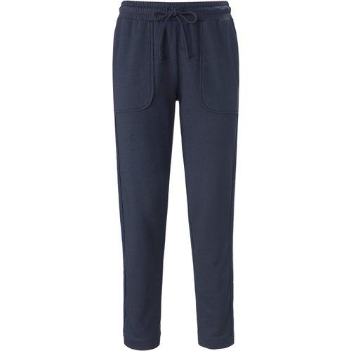 Le pantalon longueur chevilles molleton taille 48 - MYBC - Modalova