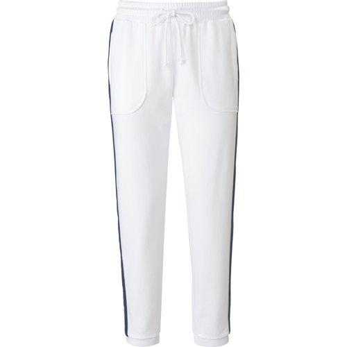 Le pantalon longueur chevilles molleton taille 38 - MYBC - Modalova
