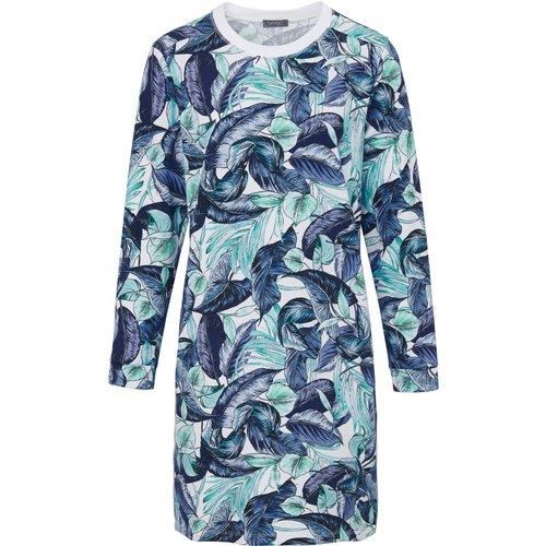 La robe sweat à imprimé feuilles taille 38 - MYBC - Modalova