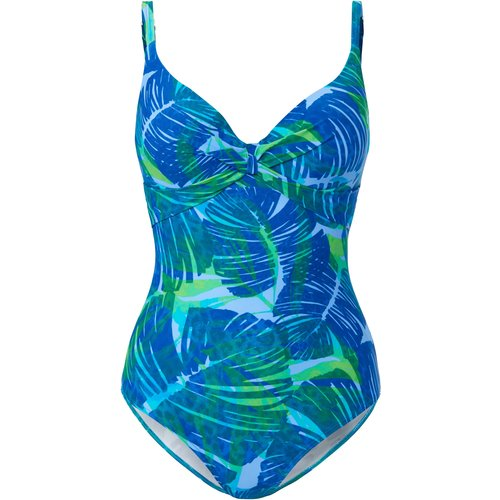 Le maillot bain imprimé feuilles taille 40 - Naturana - Modalova