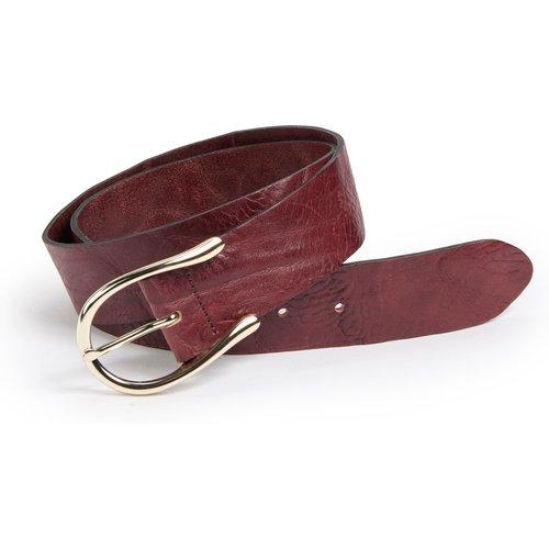 La ceinture cuir vachette taille 75 - Peter Hahn - Modalova