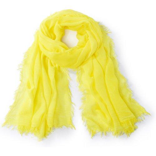 L'écharpe tissu MYBC jaune - MYBC - Modalova